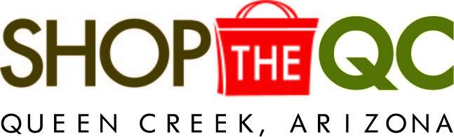 Shop The QC Logo
